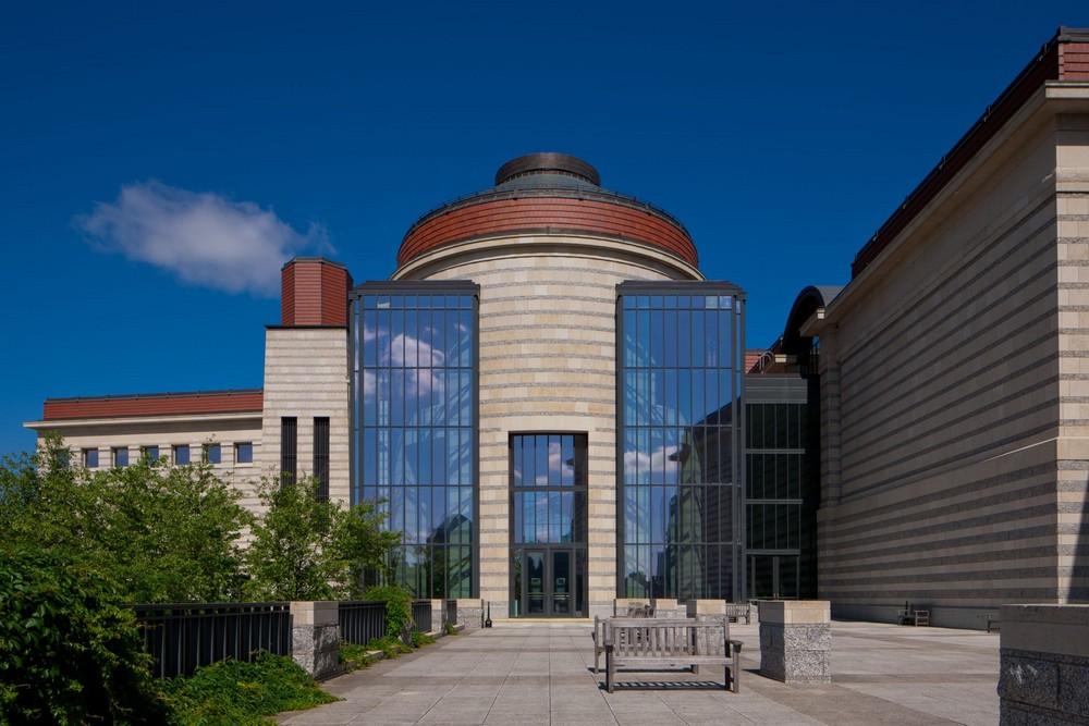 Minnesota History Center Karkela Construction Inc