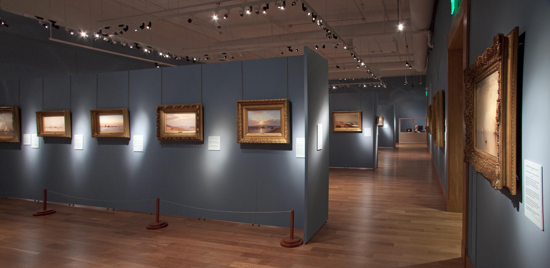 Inside Gallery 4
